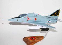 VMA-331 Bumblebees A-4 Skyhawk Model