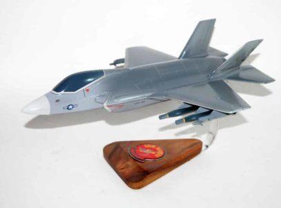 VFA-101 Grim Reapers F-35C Model