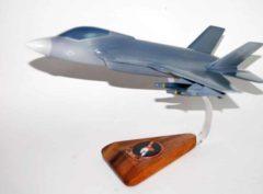 VFA-147 Argonauts F-35C Lightning II Model