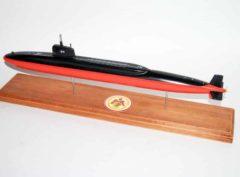 USS Simon Bolivar SSBN-641 Submarine Model