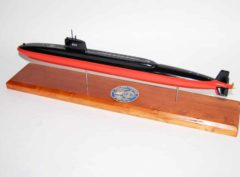 USS George Bancroft SSBN-643 Submarine Model