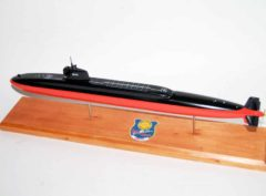 USS Lewis and Clark SSBN-644 Submarine Model