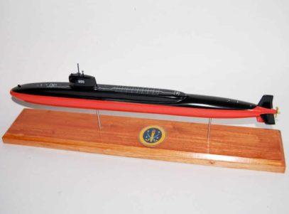USS Henry L. Stimson SSBN-655 Submarine Model
