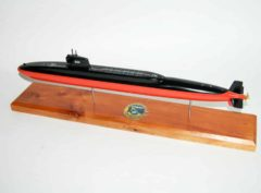 USS George Washington Carver SSBN-656 Submarine Model