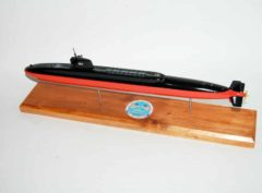 USS Francis Scott Key SSBN-657 Submarine Model