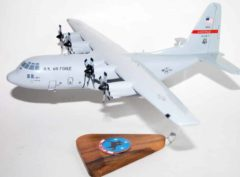 105th Airlift Squadron TN ANG C-130 Model