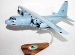 41st Airlift Squadron Blackcats C-130E Model