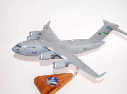 4th Airlift Squadron (0174) C-17 Model