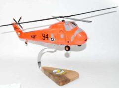 HT-8 Grasshopper Sikorsky H-34 Model