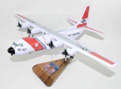 Coast Guard C-130H Kodiak Model