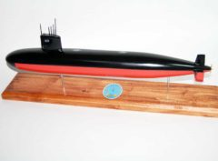 USS Sturgeon SSN-637 Submarine Model
