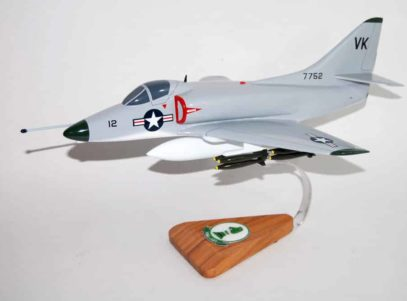 VMA-121 Green Knights A-4C Model