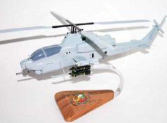 HMLA-367 Scarface AH-1Z Model
