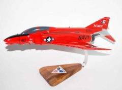 US Navy Naval Missile Center (NMC) F-4B Model