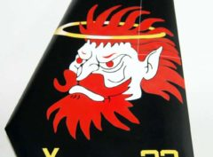 HMH-362 Ugly Angels MV-22 Tail