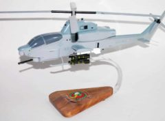 HMLA-367 Scarface AH-1Z Model