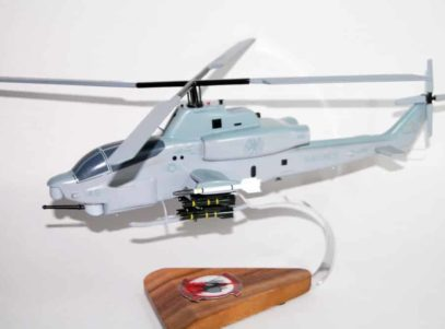 HMLA-469 Vengeance AH-1Z Model