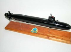USS Hawaii (SSN-776) Submarine Model