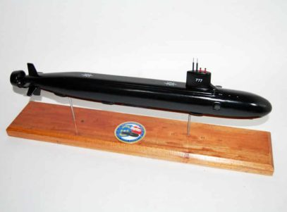 USS North Carolina (SSN-777) Submarine Model