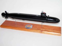 USS New Hampshire (SSN-778) Submarine Model