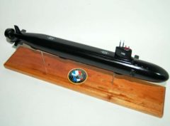 USS Missouri (SSN-780) Submarine Model