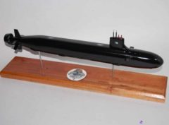 USS California (SSN-781) Submarine Model