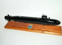 USS Mississippi (SSN-782) Submarine Model