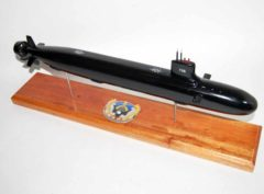 USS John Warner (SSN-785) Submarine Model