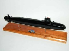 USS Colorado (SSN-788) Submarine Model