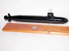 USS South Dakota (SSN-790) Submarine Model