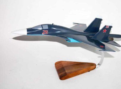 Sukhoi Su-34 Model
