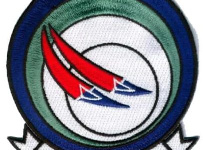 VA-93 Blue Blazers Squadron Patch – Plastic Backing
