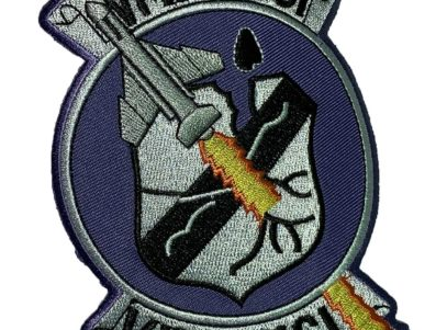 VMF-451 Warlords Patch – Sew On