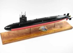 USS Pogy SSN-647 Submarine Model