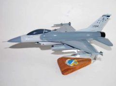 148th Fighter Wing Minnosota ANG F-16 Model