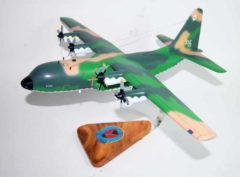 50th Tactical Airlift Squadron Red Devels C-130E (1970) Model