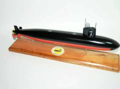 USS Whale SSN-638 Submarine Model