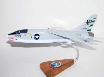 VFP-63 Eyes of the Fleet RF-8 (1968) Model