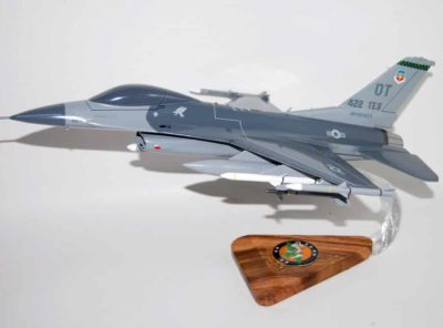 422d Test and Evaluation Squadron F-16 Fighting Falcon Model