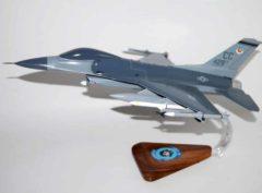 428th Fighter Squadron F-16 Fighting Falcon Model