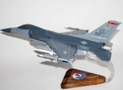 522d Special Operations Squadron F-16 Fighting Falcon Model