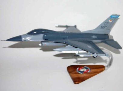 523d Fighter Squadron F-16 Fighting Falcon Model