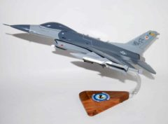524th Special Operations Squadron F-16 Fighting Falcon Model