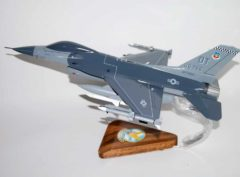 85th Test and Evaluation Squadron F-16 Fighting Falcon Model