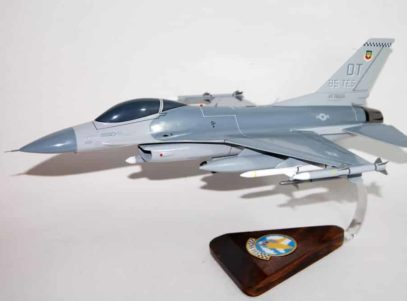 85th Test and Fighter Squadron F-16 Fighting Falcon Model