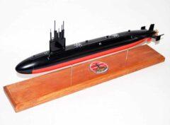 USS Tautog SSN-639 Submarine Model