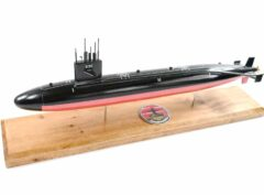 USS Tautog SSN-639 Submarine Model