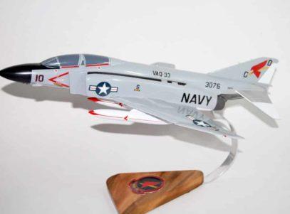 VAQ-33 Firebirds F-4J Model