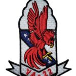 VA-22 Fighting Redcocks Squadron Patch - Sew On