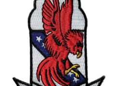 VA-22 Fighting Redcocks Squadron Patch - Sew On